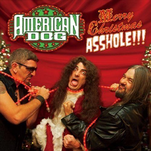 Merry Christmas Asshole [CD]