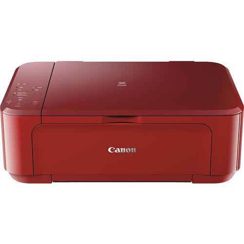 PIXMA MG3620 Wireless All-in-One Inkjet Printer (Red)