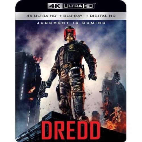 Dredd [4K UHD] [Blu-Ray] [Digital HD]