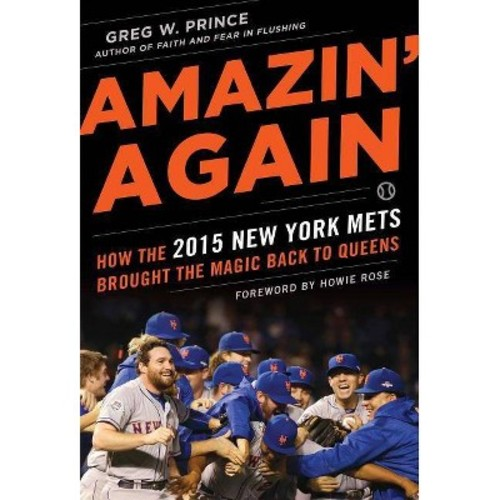 Amazin' Again (Hardcover)
