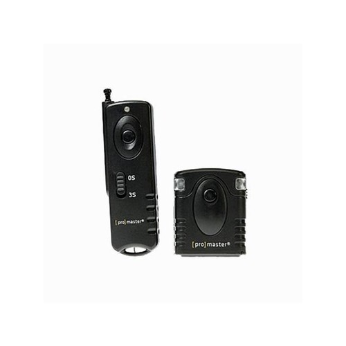 SystemPRO Professional Wireless Remote Shutter Release - For All Nikon DSLRs