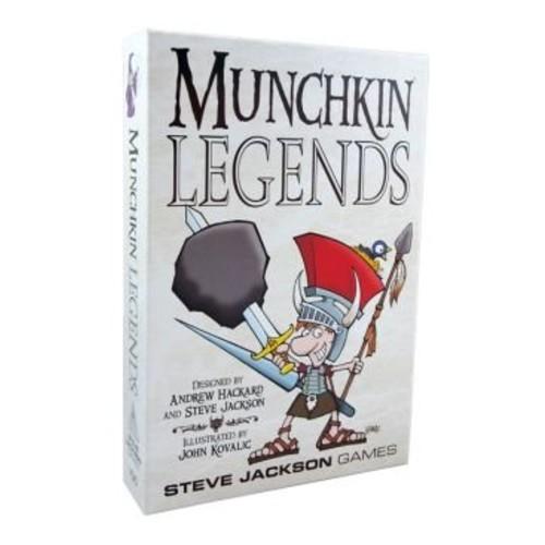 Munchkin Legends Card Game