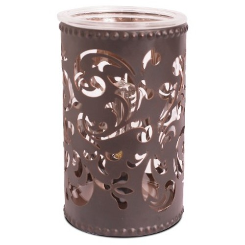 Decorative Candle Warmer Metal Diecut - ADOR