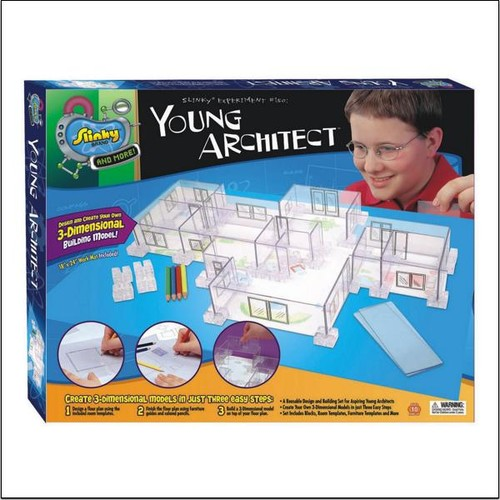 S&S Young Architect Science Kit