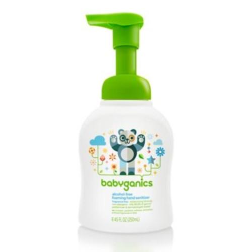 Babyganics 8.45 oz. Fragrance-Free Alcohol-Free Foaming Hand Sanitizer