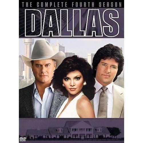 Dallas: The Complete Fourth Season (DVD)