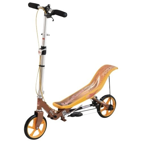 Space Scooter - X580 Series Scooter - Orange
