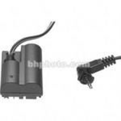 YDC30 Camera Connection Cable - for Turbo Compact Battery with Canon EOS D30, D60, D2000, 5D, 10D, 20D & Digital Rebel Series Cameras
