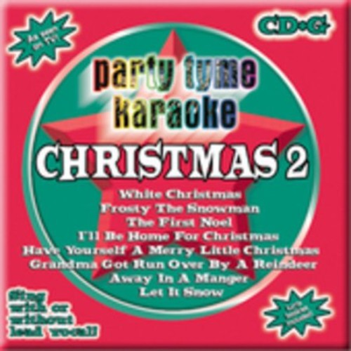 Party Tyme Karaoke: Christmas, Vol. 2 [CD]
