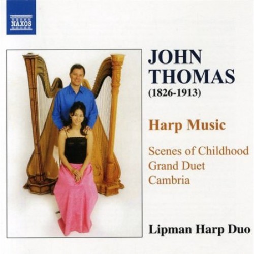 John Thomas: Harp Music [CD]