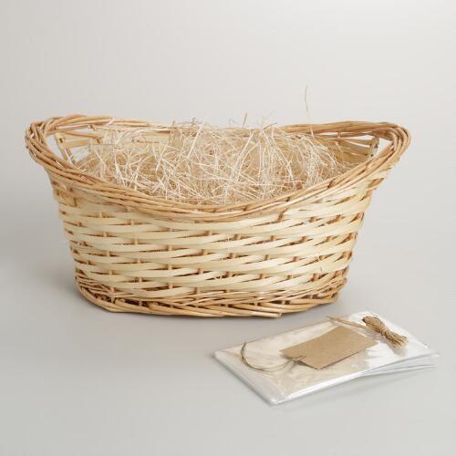 Natural Gift Basket Kit