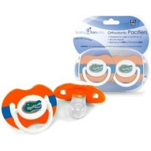 Florida Gators Pacifiers 2 Pack [Florida Gators]