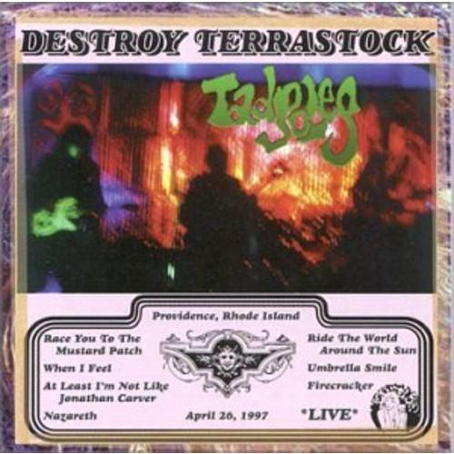 Destroy Terrastock-Live