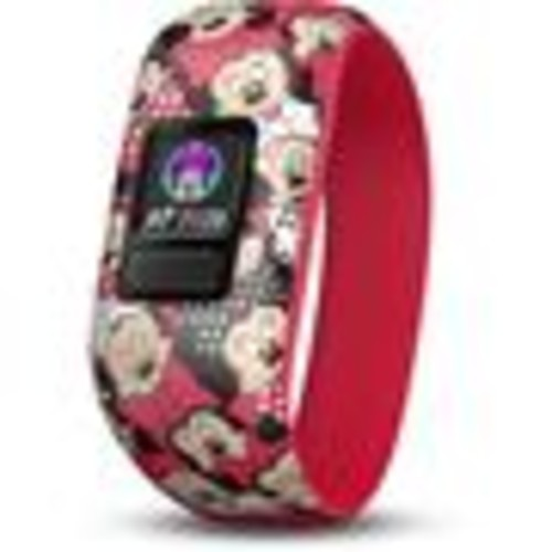 Garmin vivofit Jr. 2 (Minnie Mouse) Activity tracker with stretchy band