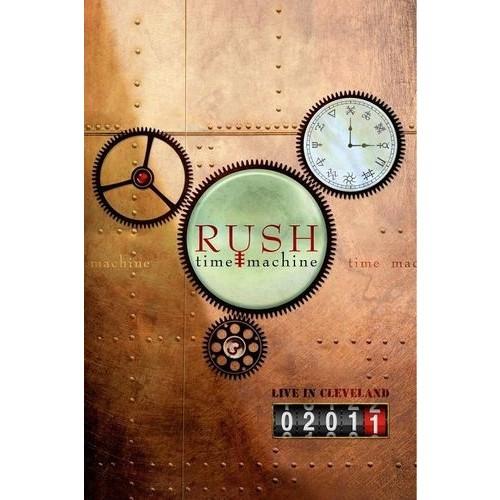 Time Machine: Live in Cleveland [Blu-Ray Disc]