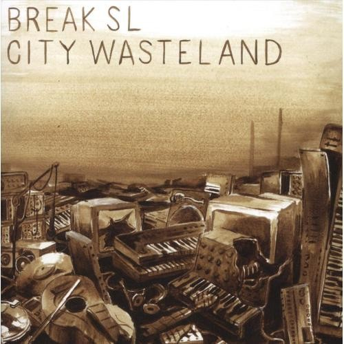 City Wasteland [CD]