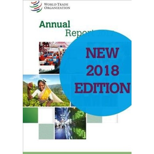Wto Annual Report 2018 (Paperback)