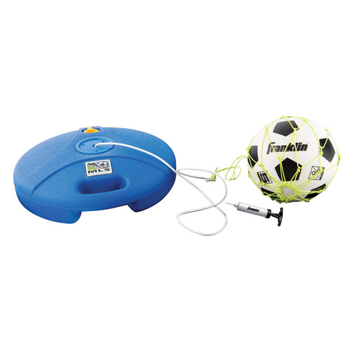 Franklin Sports MLS Soccer Kick Return Trainer & Ball Set - Youth