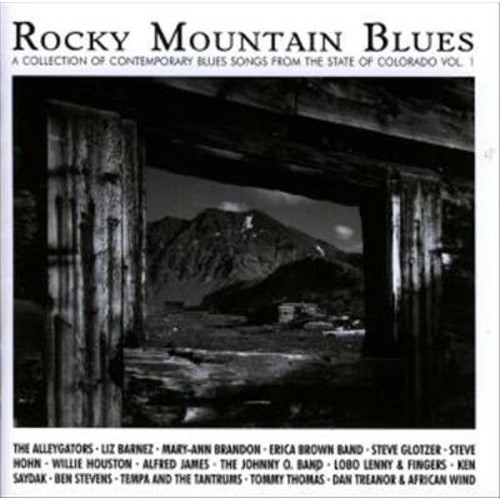 Rocky Mountain Blues, Vol. 1 [CD]