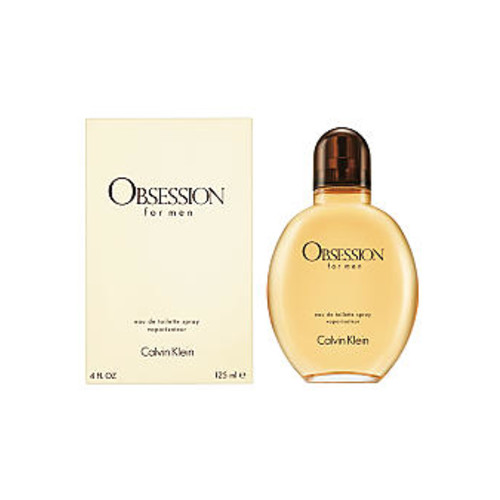 Calvin Klein Fragrances Obsession For Men Eau de Toilette Spray