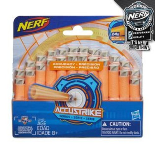 Nerf N-Strike Elite AccuStrike Series 24 Dart Refill Pack