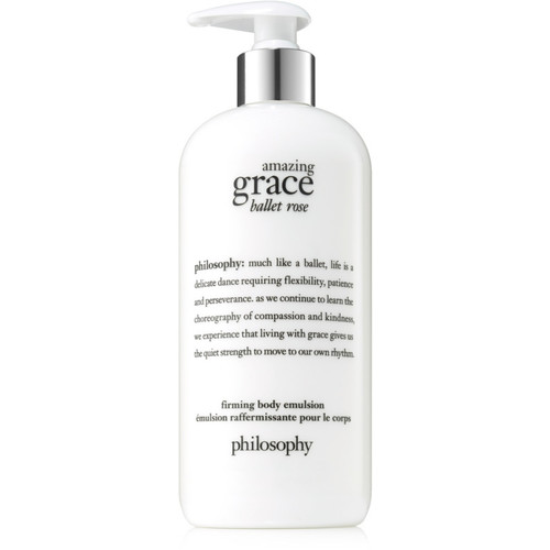 Amazing Grace Ballet Rose Firming Body Emulsion