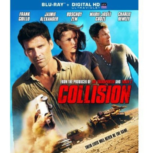 Lionsgate Home Entertainment Collision (Blu-ray)
