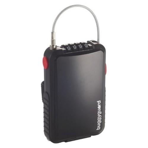 Buggyguard Anti-Theft Retractable Stroller Lock, Black