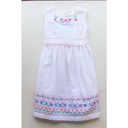 JoJo Maman Bebe White Dress