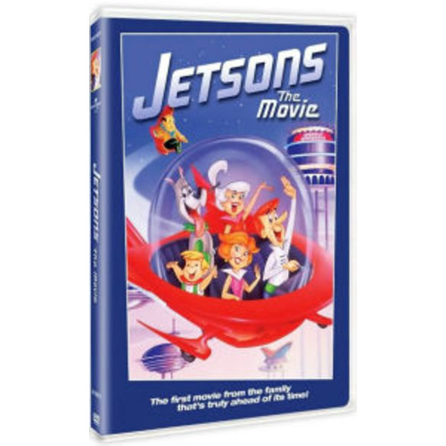 The Jetsons: The Movie WSE DD2/DD5.1