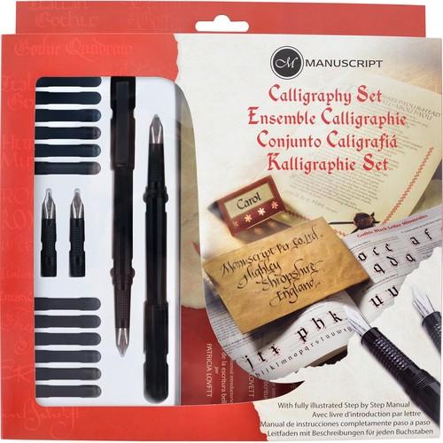 Manuscript Calligraphy Set-