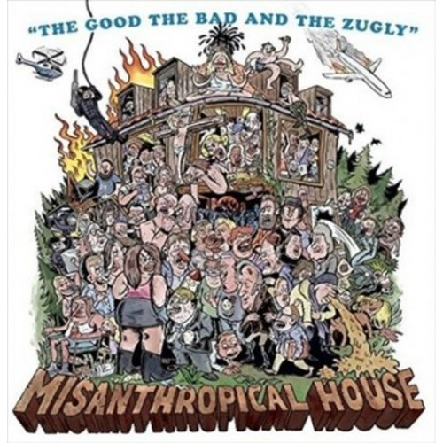 Good The Bad And The - Misanthropical House (Vinyl)