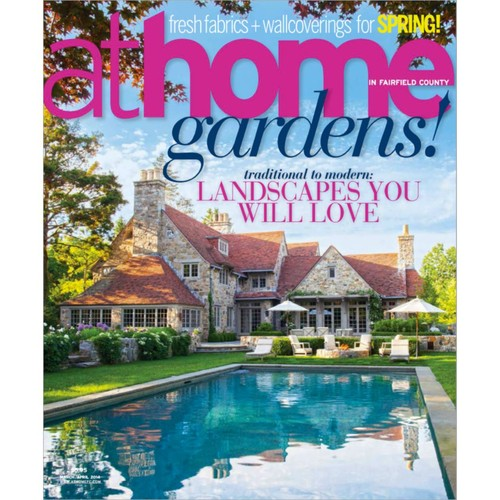 At Home in Fairfield County 1 Year Magazine Subscription