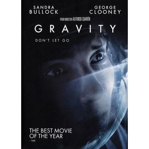 Warner Home Video Gravity DVD