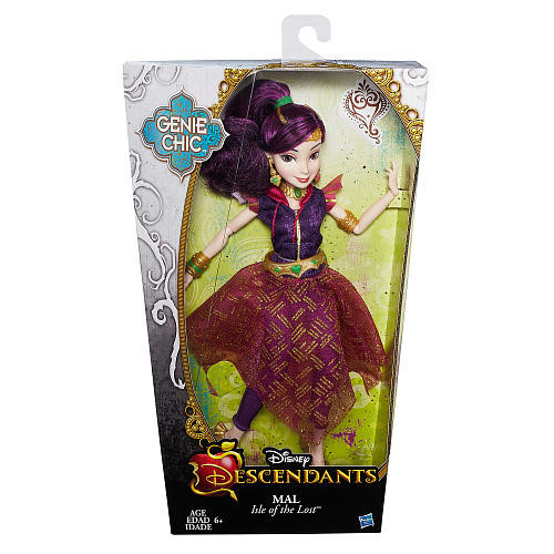 Disney Descendants Genie Chic Mal of Isle of the Lost