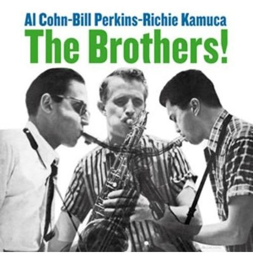The Brothers! [CD]