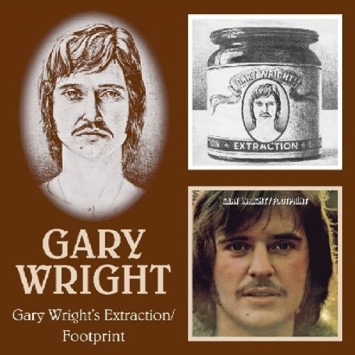 Gary Wright - Extraction / Footprint