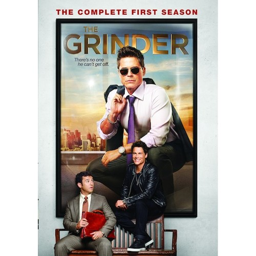 The Grinder: The Complete First Season [3 Discs] [DVD]