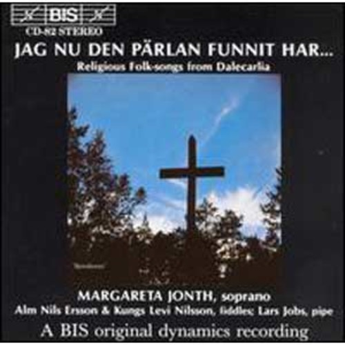 Religious Folk Songs from Dalecarlia By Various Artists (Audio CD)