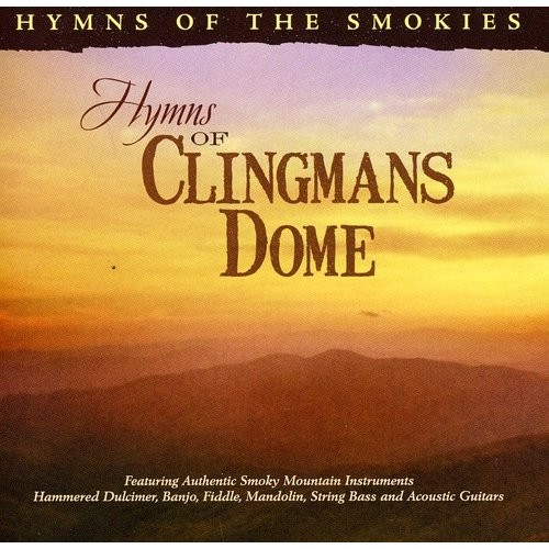 Hymns of Clingmans Dome By Stephen Elkins (Audio CD)