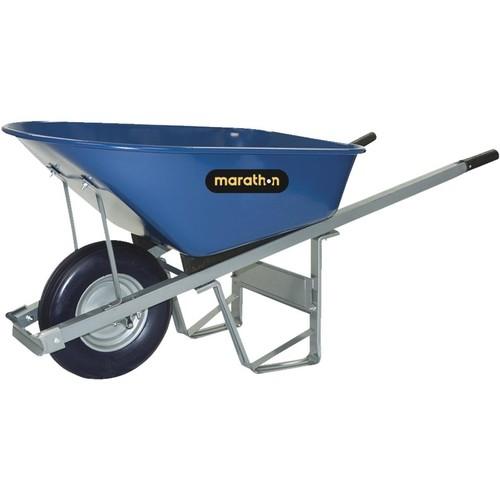 Marathon Contractor Steel Wheelbarrow - 70002
