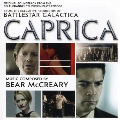 Caprica [Original Soundtrack] [CD]