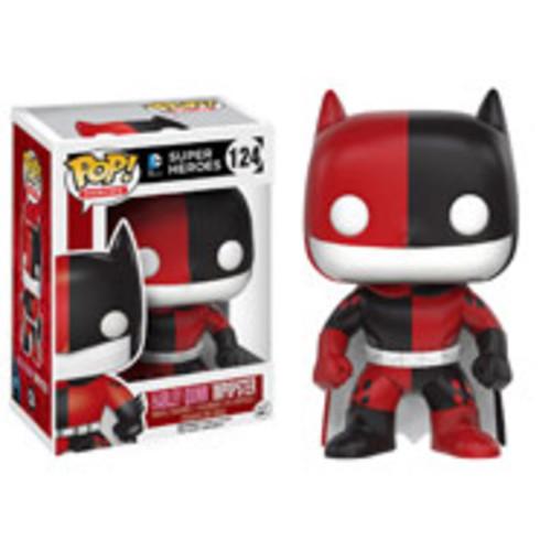 POP! Heroes: ImPOP!ster - Batman Harley Quinn