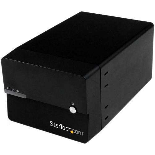 StarTech.com USB 3.0/eSATA Dual 3.5