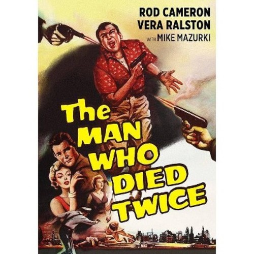 The Man Who Died Twice [DVD]