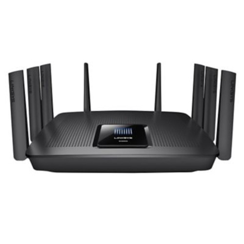 Linksys AC5400 Max-Stream MU-MIMO Gigabit WiFi Router - EA9500