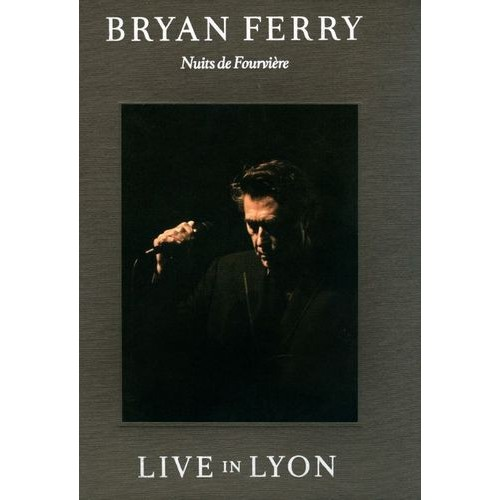 Bryan Ferry: Live in Lyon [2 Discs] [Blu-ray/CD]