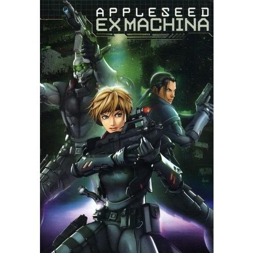 Appleseed Ex Machina