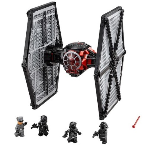 First Order Special Forces TIE Fighter Set LEGO 75101 Star Wars