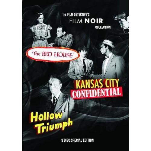 The Film Detective's Film Noir Collection [3 Discs] [DVD]